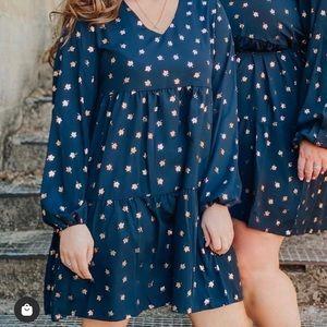 NEW Honeyme  cute dress size  XXL